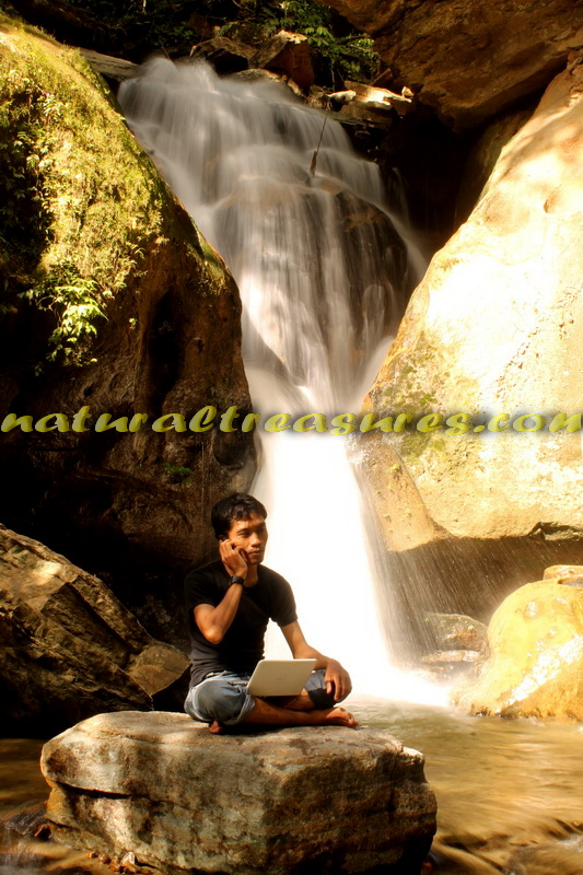 air terjun pelangi_sumatera utara_indonesia_natural treasures_com